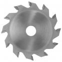 Priešpjūklis 125x22x2,8-3,2/3,9 mm z- 24