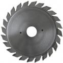 Priešpjūklis 125x20x2,8-3,6 mm z- 12+12